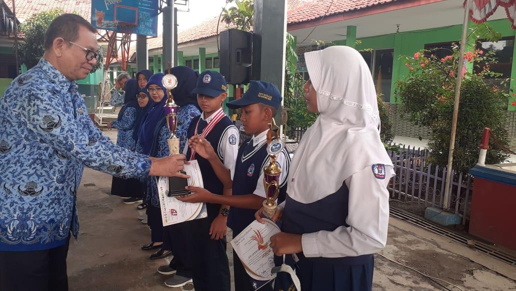 Kontingen Pramuka SMPN 1 Batujajar Sabet Penghargaan Bergengsi