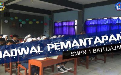 Jadwal Pemantapan SMP Negeri 1 Batujajar