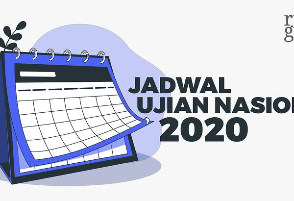 Jadwal UNBK SMP TP. 2019/2020