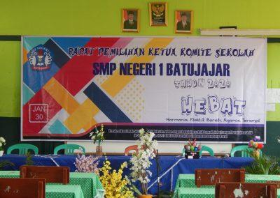 Pemilihan Ketua Komite SMPN 1 Batujajar-1