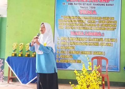 Zidny Ilmiah - SMP Negeri 1 Batujajar