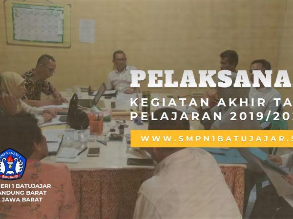 SE Kadisdik KBB tentang Pelaksanaan Kegiatan Akhir Tahun Pelajaran 2019/2020