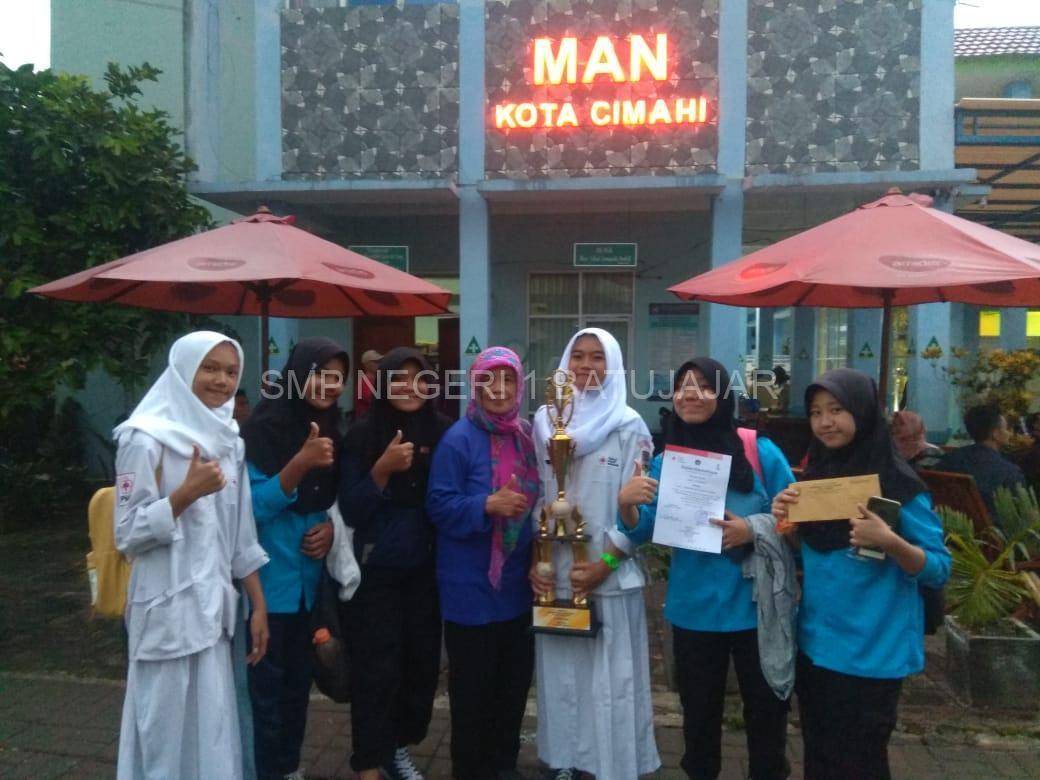 Juara 1 Lomba PMR se-Jawa Barat