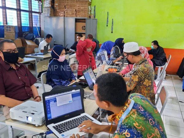 Workshop Quipper Persiapan PJJ