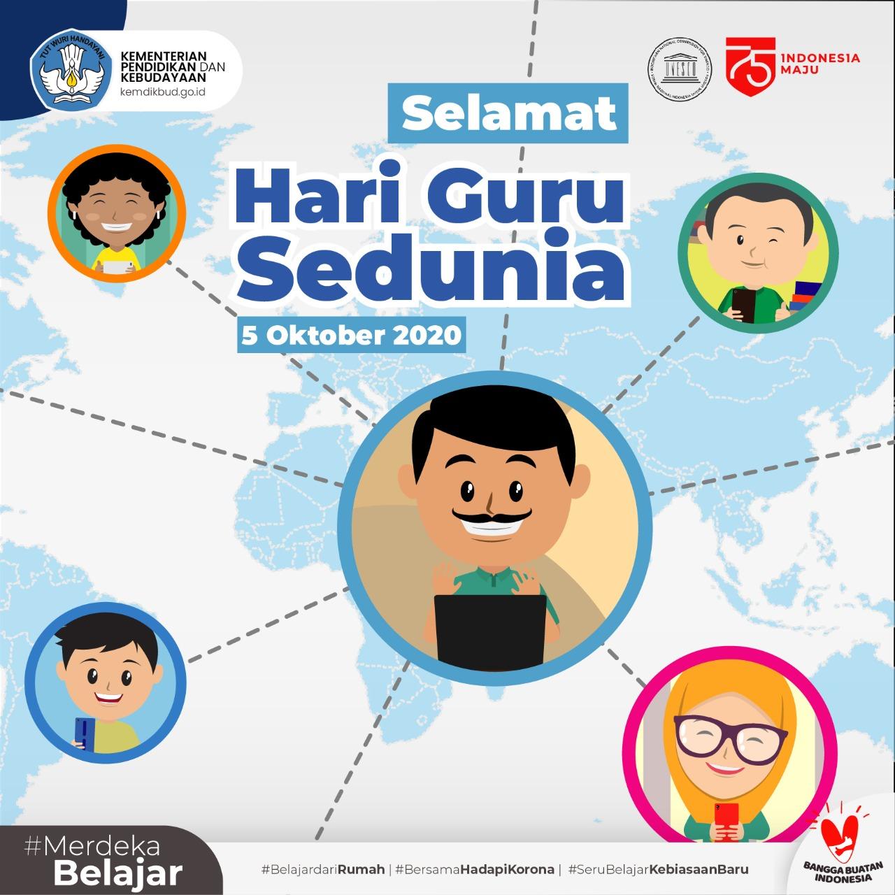 Selamat Hari Guru Sedunia