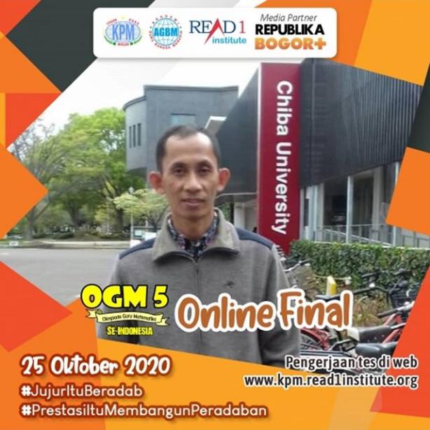 Olimpiade Guru Matematika 5 Se-Indonesia