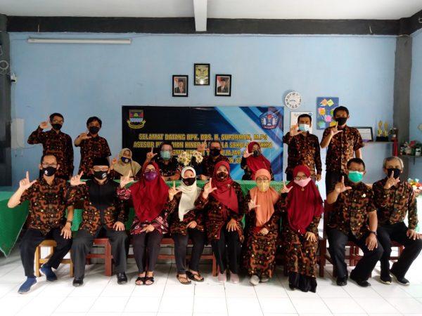 Penilaian Kinerja Kepala Sekolah (PKKS) Tahun 2020