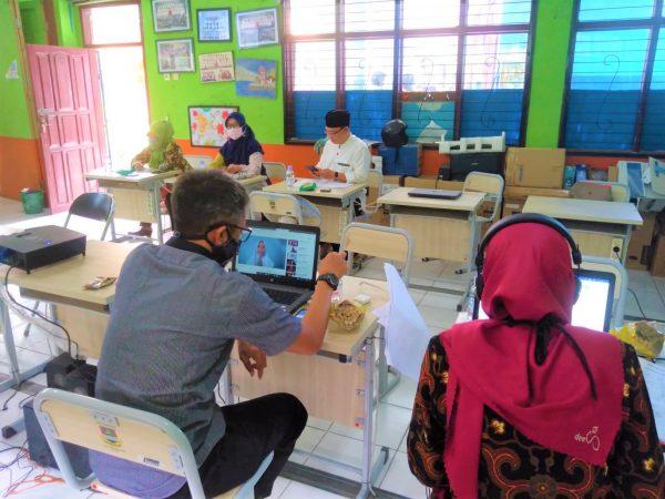 Lomba Kreativitas Siswa SMPN 1 Batujajar