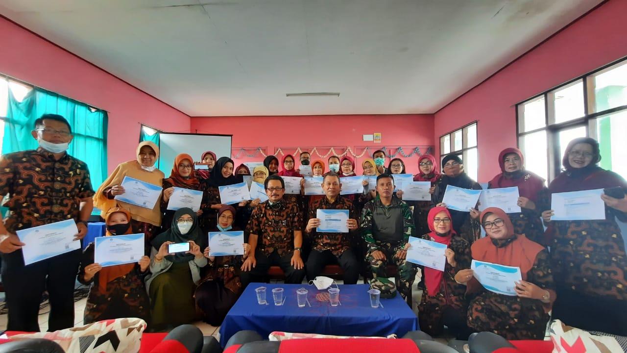 SMPN 1 Batujajar Ukir Prestasi di Guru Pembelajar